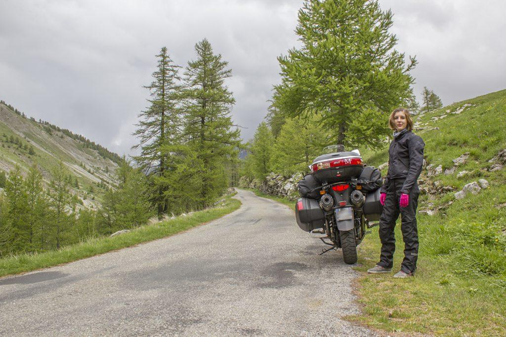 Sur la Route des Grandes Alpes