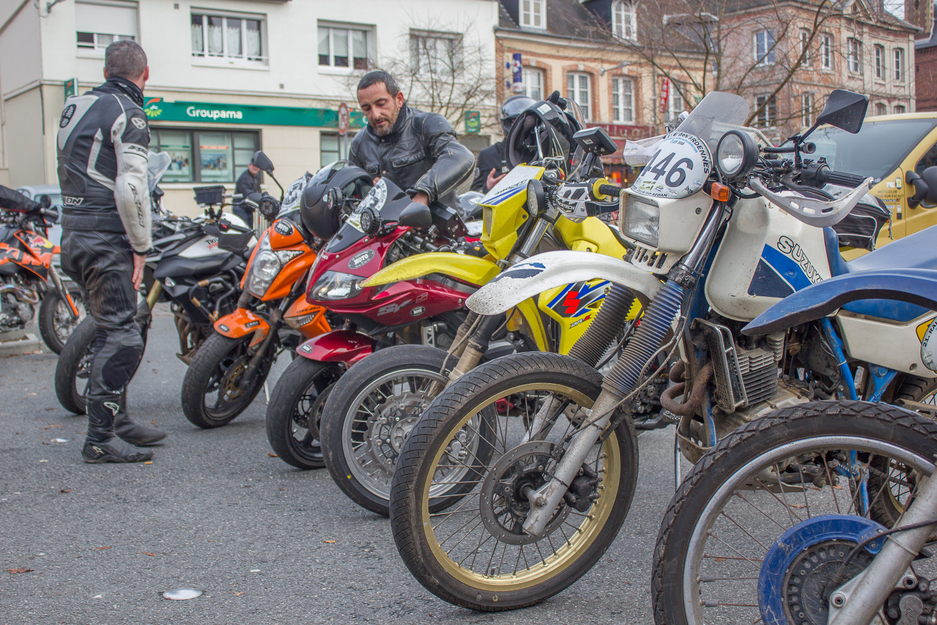 Ice Normand Rallye 2016